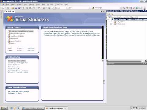 Visual Studio -