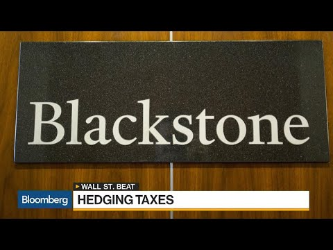Blackstone Woos Ultra-Wealthy With Tax-Free Hedge Fund Pitch