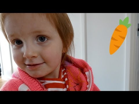 TOOTHPICK TRICK FOR GETTING TODDLER TO EAT VEGGIES