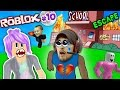 CHASE STOLE MY BEST FRIEND Roblox 10 ESCAPE From SCHOOL OBBY FGTEEV Weird Roleplay