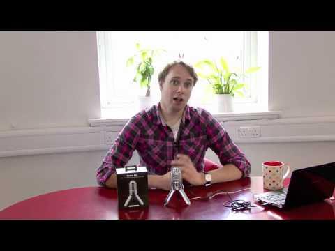 Samson Meteor Microphone Review