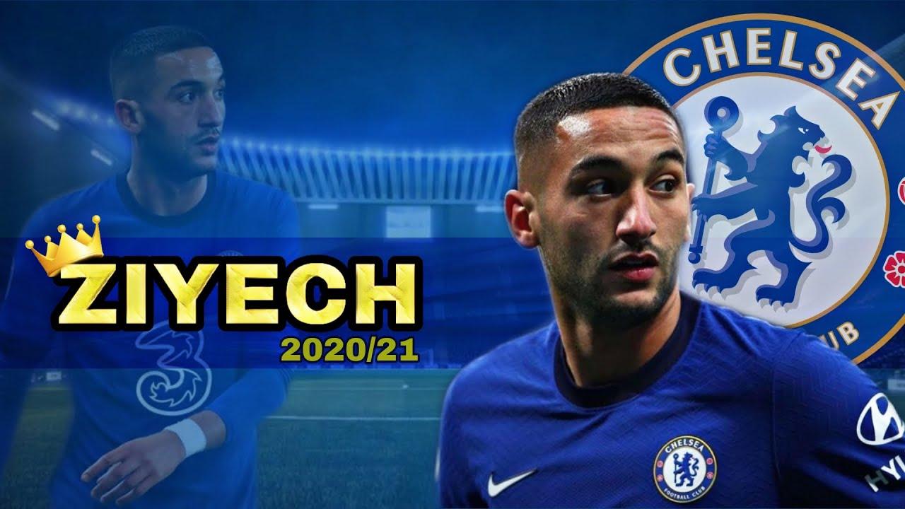 Hakim Ziyech  Makes Football Look Easy | chelsea 2020 HD