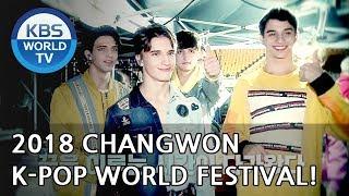 2018 CHANGWON K-POP WORLD FESTIVAL | 2018 창원 케이팝 월드 페스티벌 [ENG/2018.10.21]