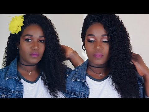 FULL NATURAL LOOKING 360 LACE FRONTAL WIG | PREMIUMLACEWIG