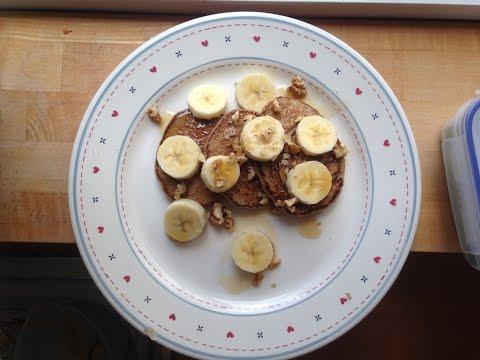 Easy Vegan Pancakes ♥ Dairy Free, No Egg & Low Fat!