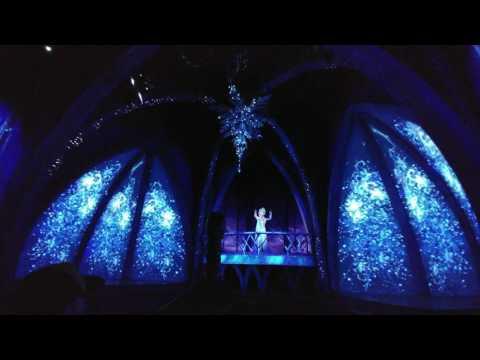 Frozen Ever After Full Ride Through Walt Disney World Epcot 4K