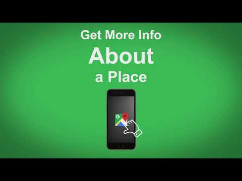Google Maps   Get More Info About A Place