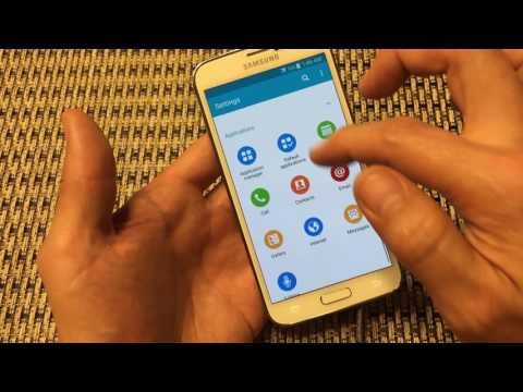 Galaxy S5: How to Change