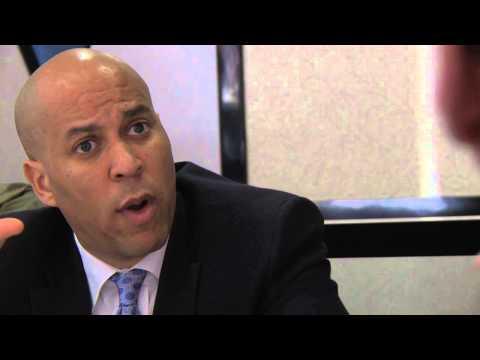 Cory Booker - Renew Unemployment Insurance