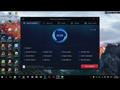 How to Increase your PC's Performance speed FREE (Advanced SystemCare 9)