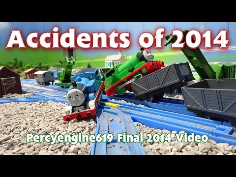 Tomy Best Accidents of 2014
