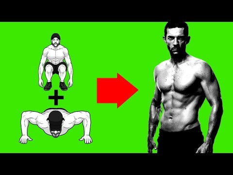 Create Your Own Bodyweight Workouts to Get Ripped - Sixpack Factory
