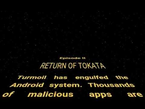 Star Words - make your own Star Wars opening crawl