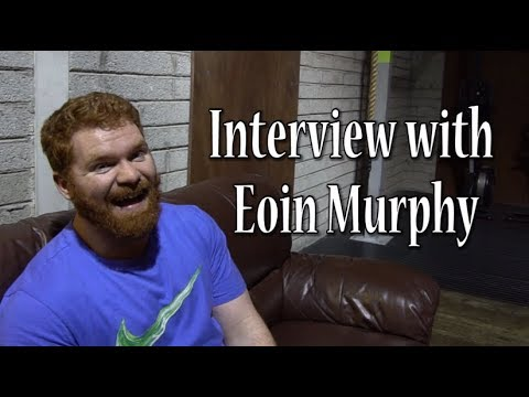 Interview with Eoin Murphy aka the Irish Fridge