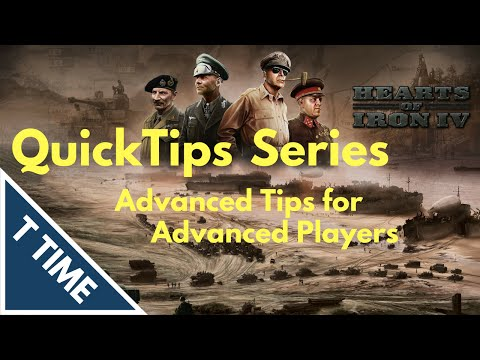 HOI4 Tank Upgrades: Have the Best Tanks!--Army QuickTips