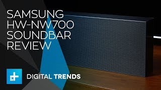 Samsung HW-NW700 Soundbar Review