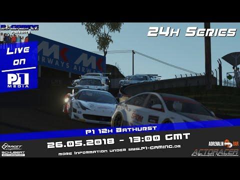 rFactor2 - 2 hour Testrace 125i @ Bathurst
