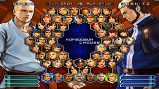 Descargar The King Of Fighters 2002 Unlimited Match Iso Ps2
