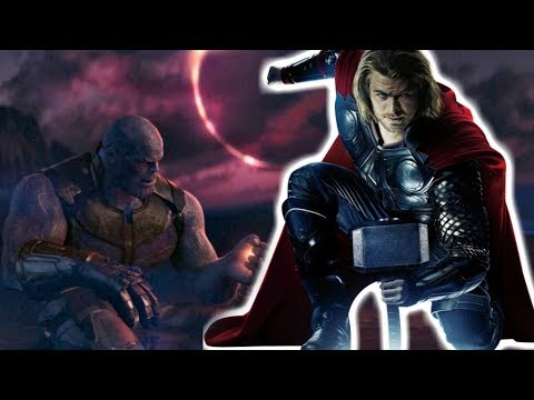 Vormir Was In The First Thor Movie! REVEALED