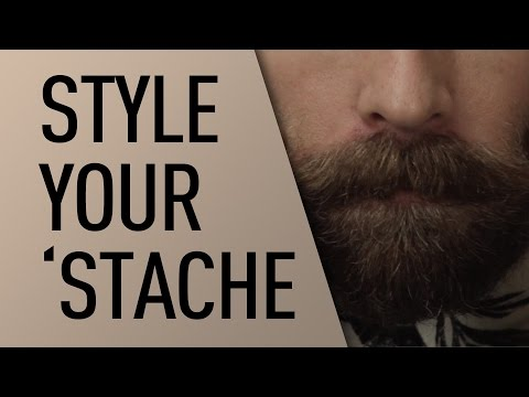 How to approach a refined style mustache | Jeff Buoncristiano