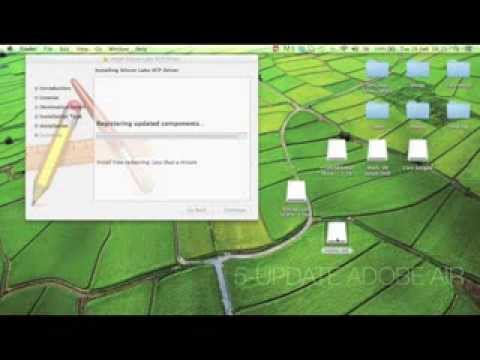 Tutorial: How to install the e-Link software to your mac