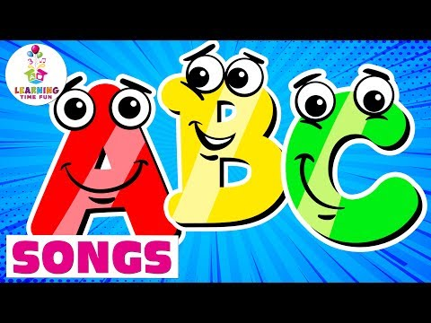 We Love the Alphabet | ABC Song for Kids  | Learning Time Fun | Kid's Learning Songs | ABC Alphabet