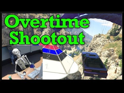 GTA 5: Overtime Shootout Adversary Mode Review! (New HVY NightShark Event Gamemode)
