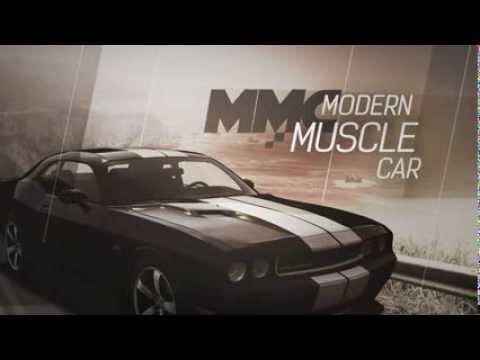 Forza Motorsport 5 - James May - Modern Muscle Car Career Video