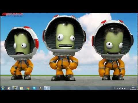Kerbal Space Program- Leaving the Solar System