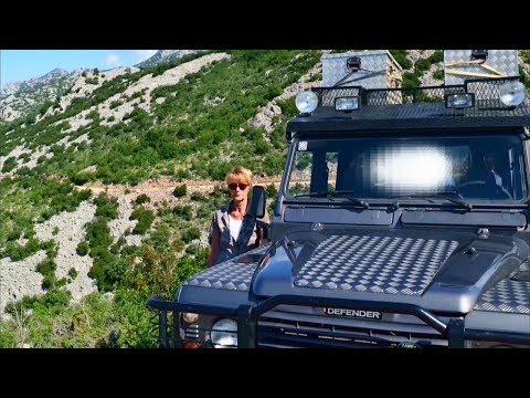 Off Road - Jeep Safari Nature Park Velebit (Croatia)