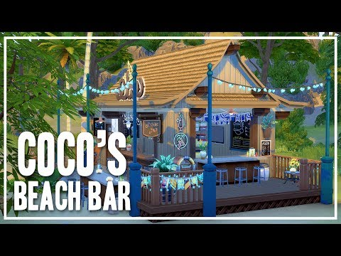 How to buy a bar in sims 4 -