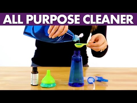 All Purpose Cleaner - Day 12 - 31 Days of DIY Cleaners (Clean My Space)