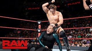 The Miz vs. Jeff Hardy - Intercontinental Championship Match: Raw, Sept. 4, 2017