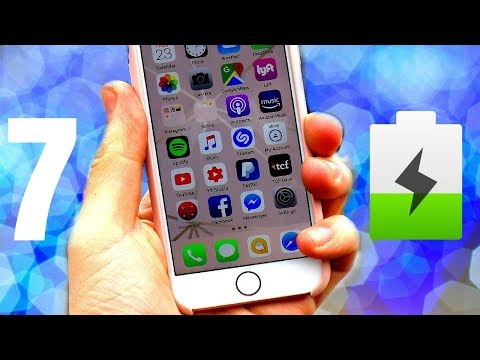 iPhone 7 iOS 11.2.6 All Day Battery Test (VLOG#22)