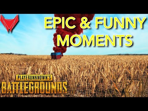 PUBG EPIC & FUNNY MOMENTS ! #2