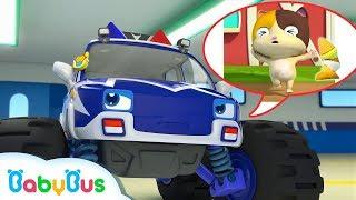 Super Monster Police Car   Baby Kitten's Ice Cream   Super Rescue Team   Monster Fire Truck  BabyBus