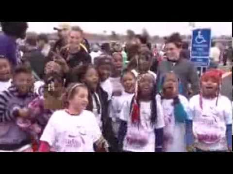 Girls on the Run -- Stories of Inspiration