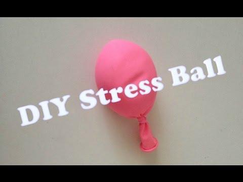 DIY Stress Ball!