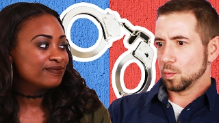 A Liberal And A Conservative Get Handcuffed For 24 Hours