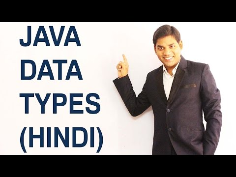 Data Types in Java (HINDI/URDU)