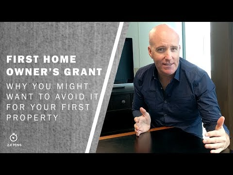 Don't Always Use Your First Home Owners Grant On Your First Property