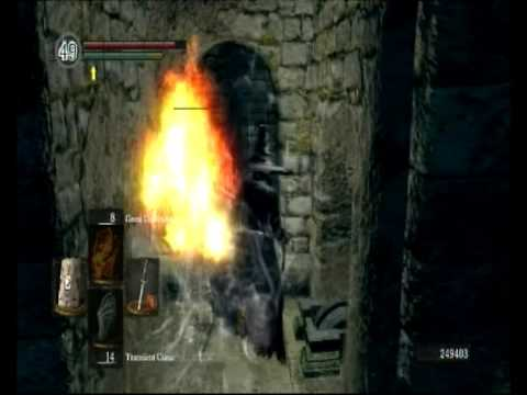 Dark Souls: Finding the Very Large Ember