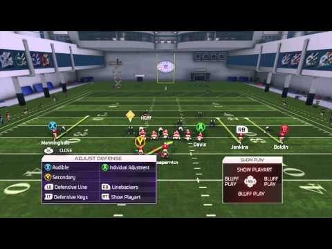 How to stop the read option in Madden 25 | Madden Tips