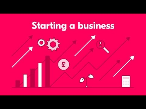 Starting a business webinar: 10 tips in 10 minutes