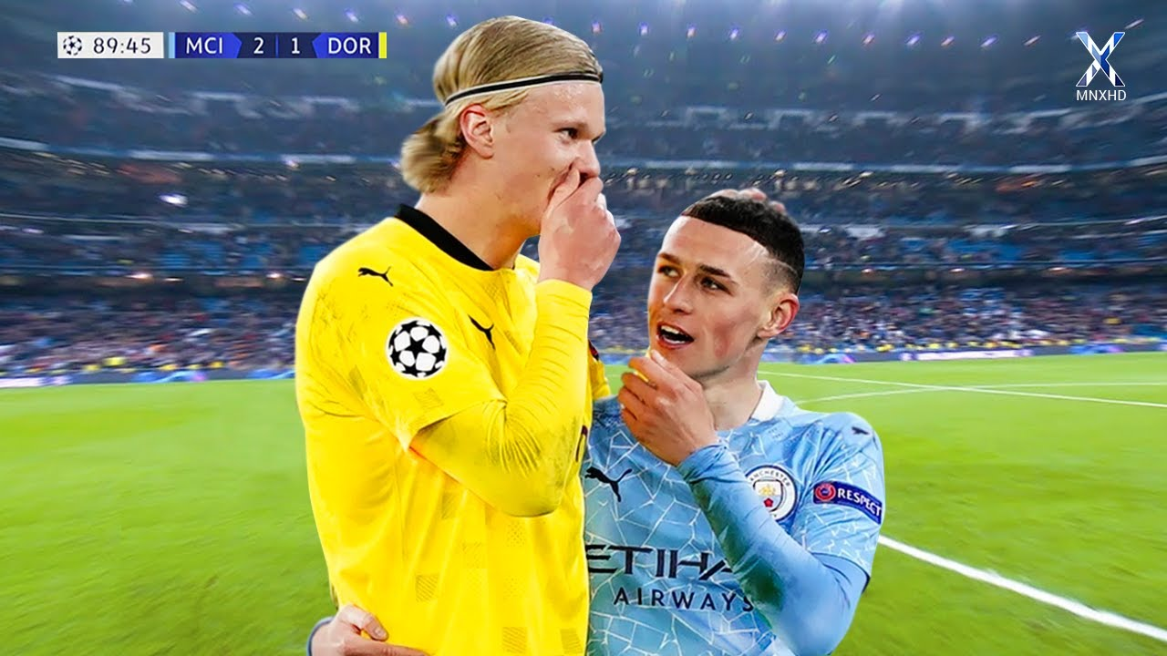 Epic Moments in Football 2021 #2
