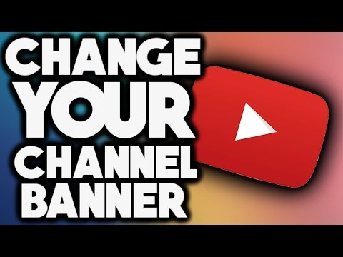 How To Change YouTube banner on Android