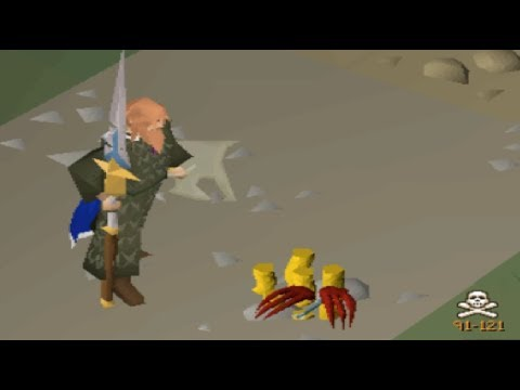 Tbing PKers when they're low food Made me Bank - PakVim net