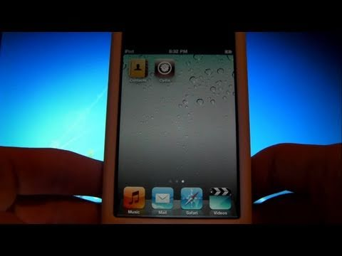 Untethered Jailbreak iOS 4.3.2 for iPhone 3GS & 4, iPod touch 3G & 4G and iPad using redsn0w