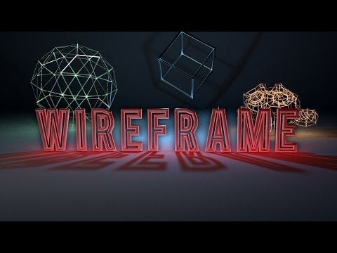 Blender Tutorial I Wireframe Modifier