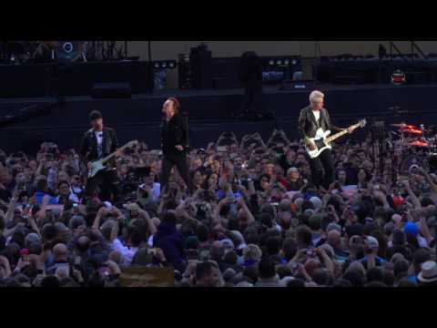 First 27 Minutes from #U2TheJoshuaTree2017 Live from Dublin, Croke Park (4K) • Pt.1